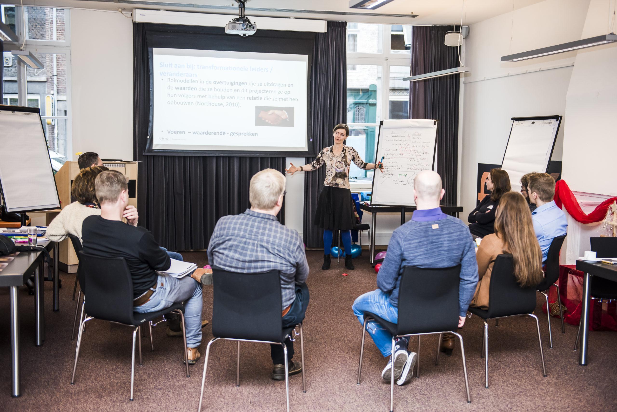 Managementcursus Effectief leiderschap
