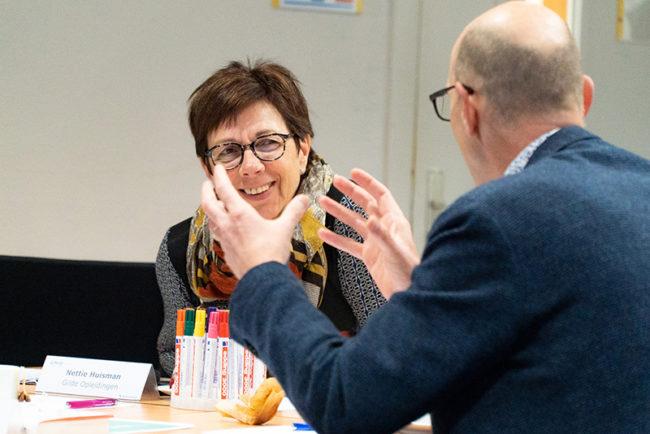 Managementcursus Succesvol Samenwerken